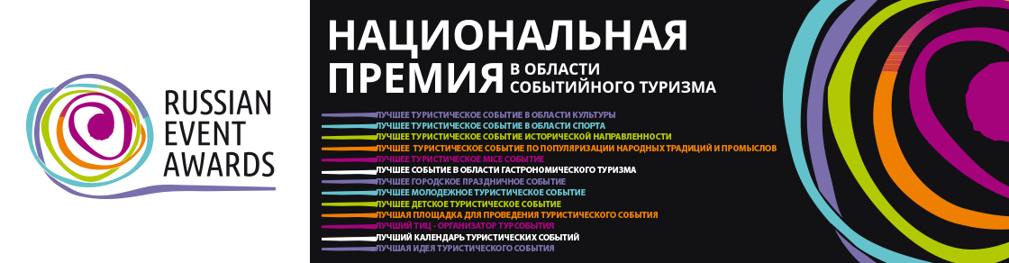 Национальная премия в области событийного туризма RUSSIAN EVENT AWARDS